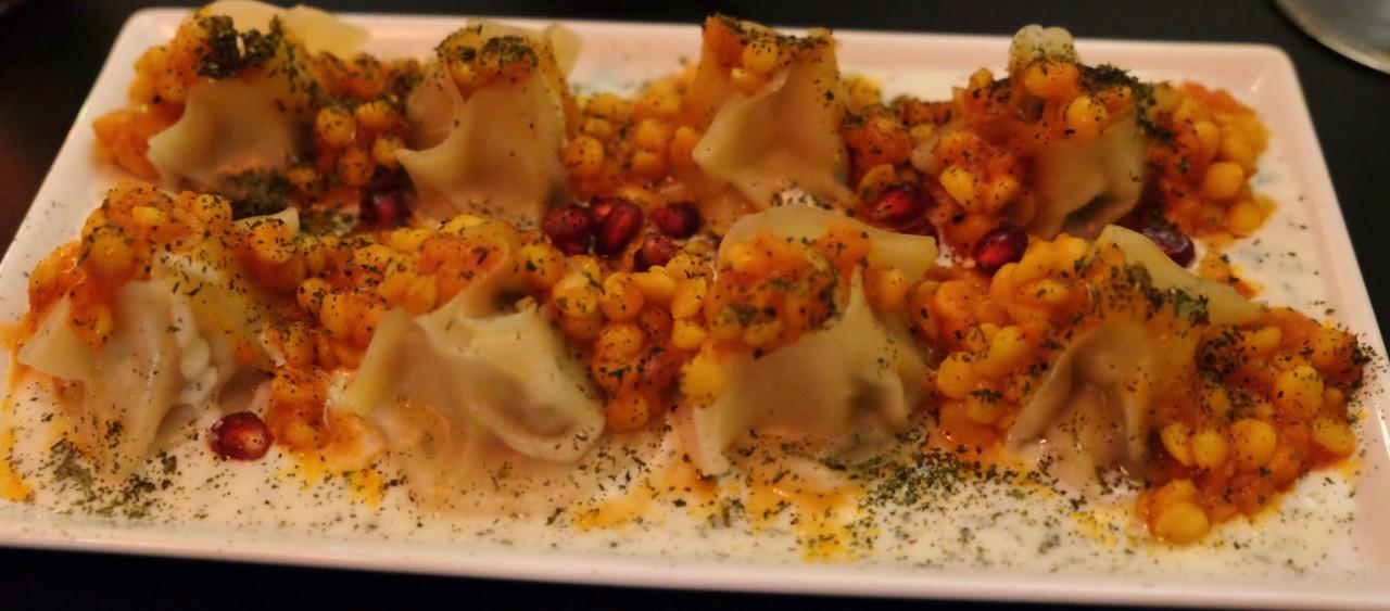 Die afghanische Variante der allseits beliebten Dumplings. Ein Knaller! Foto: Lunchgate/Anna