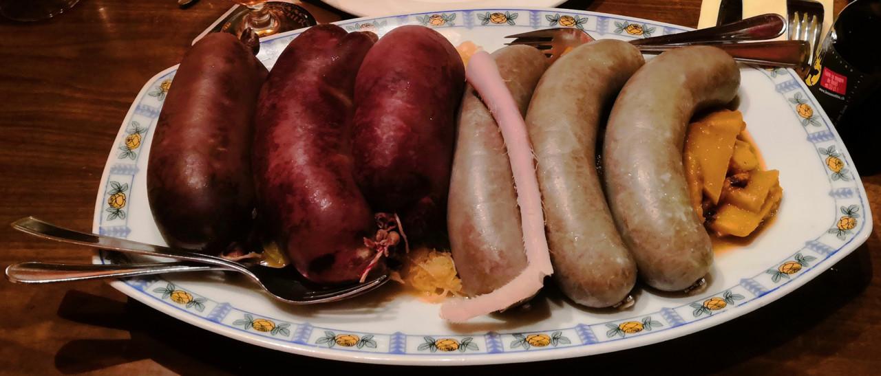 Der Holzschopf Trumpft Mit Seiner Metzgete Lunchgate Insider
