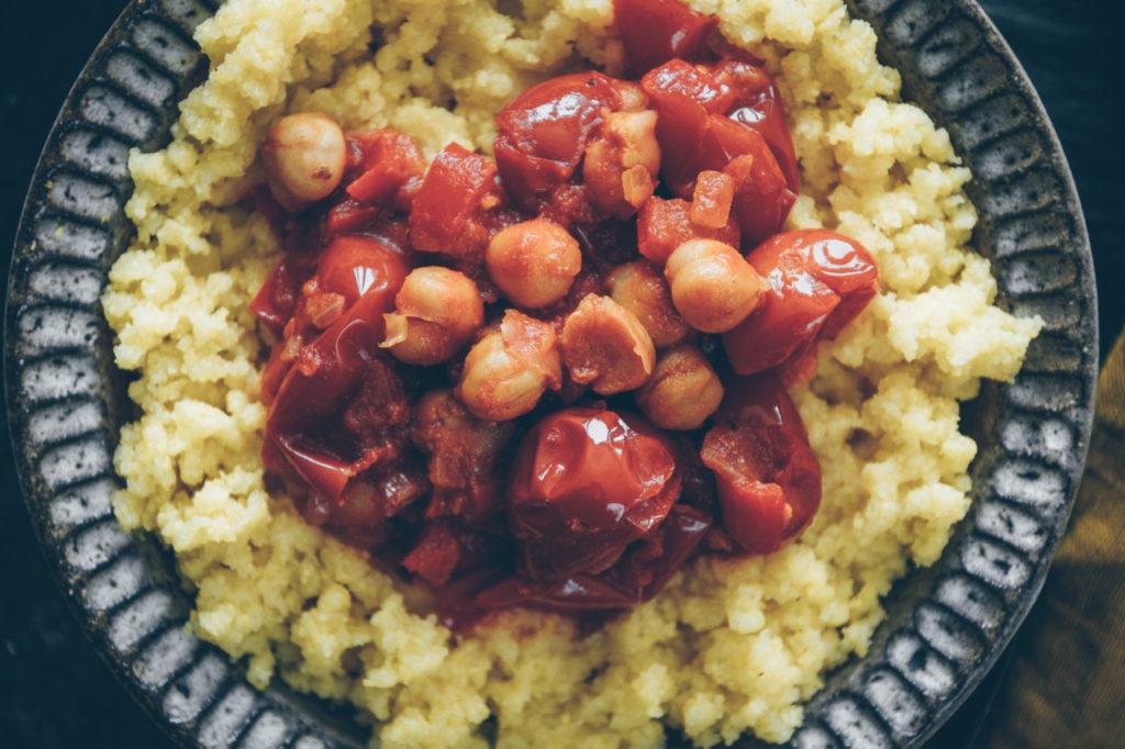 Couscous_Glutenfrei_Harissa_Kichererbsen_Tomaten_2