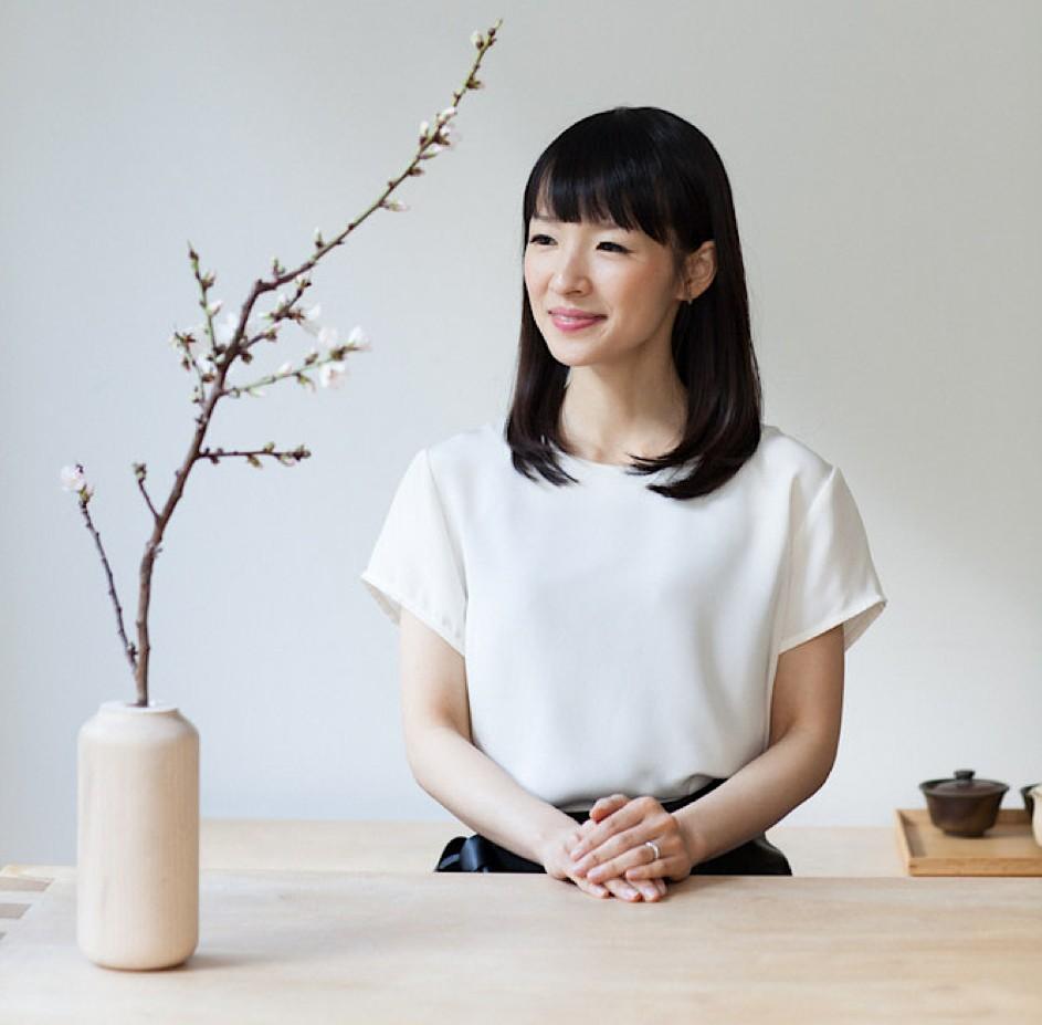 Dürfen wir vorstellen? Die Japanerin Marie Kondo. Foto: pinterest.ch/dominomag