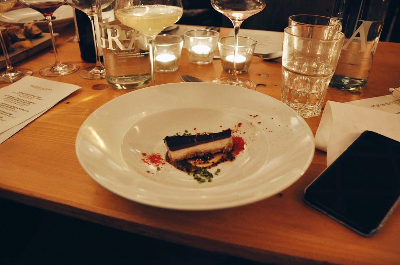 lauren-wildbolz-vegan-vegandinner-dinner-abendessen-plantbaseddinner-zuerich-dessert-rawcake