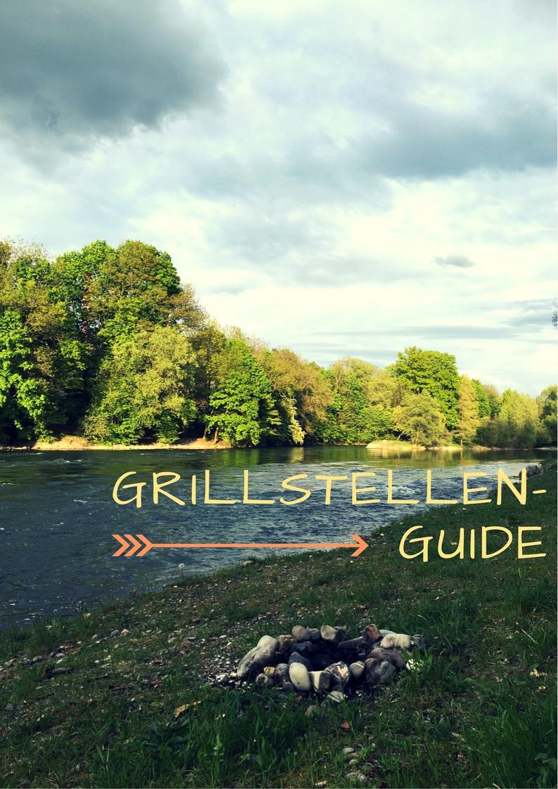 Grillstellen-Guide