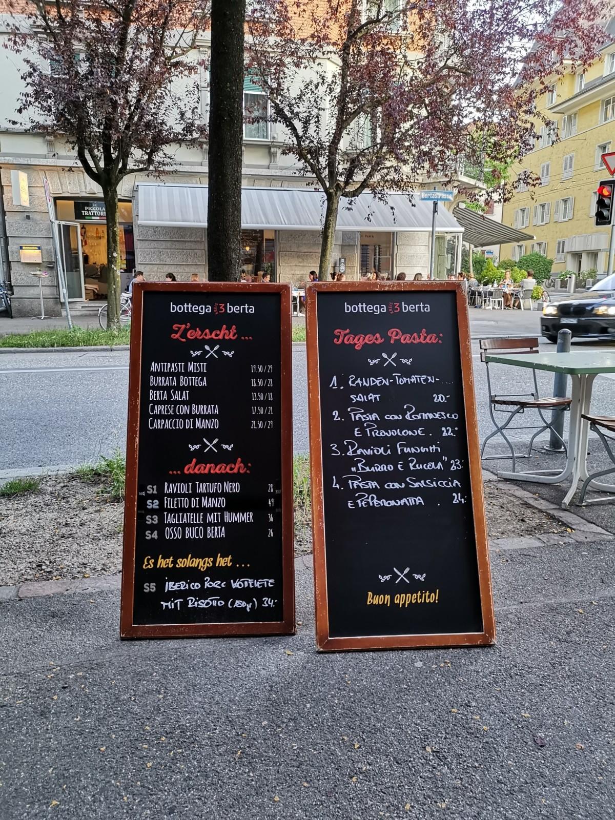 Tafel statt einzelne Menüs. Gut für die Umwelt und unkompliziert. Foto: Lunchgate/Max