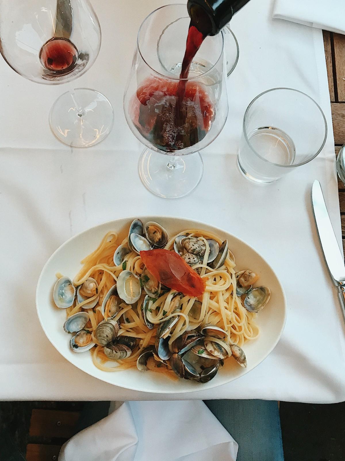 santo-zuerich-lunchgate-linguine-vongole
