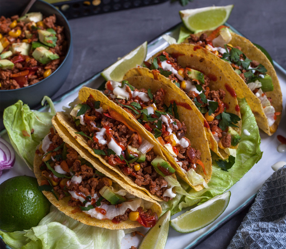 vegane tacos rezept
