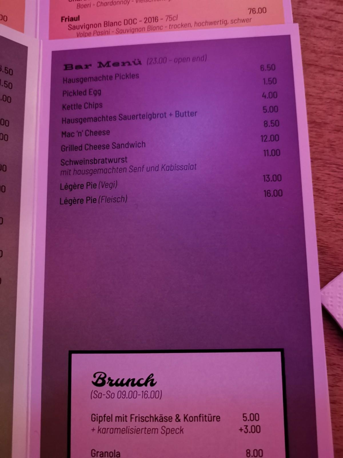 Bar-Snacks gefällig? Foto: Lunchgate/Max