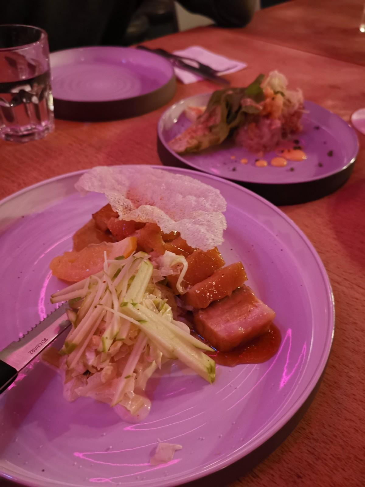 Schweinisches Bäuchlein. Foto: Lunchgate/Max