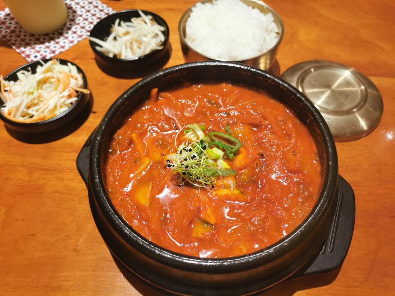 Hauptspeise Chun Hee