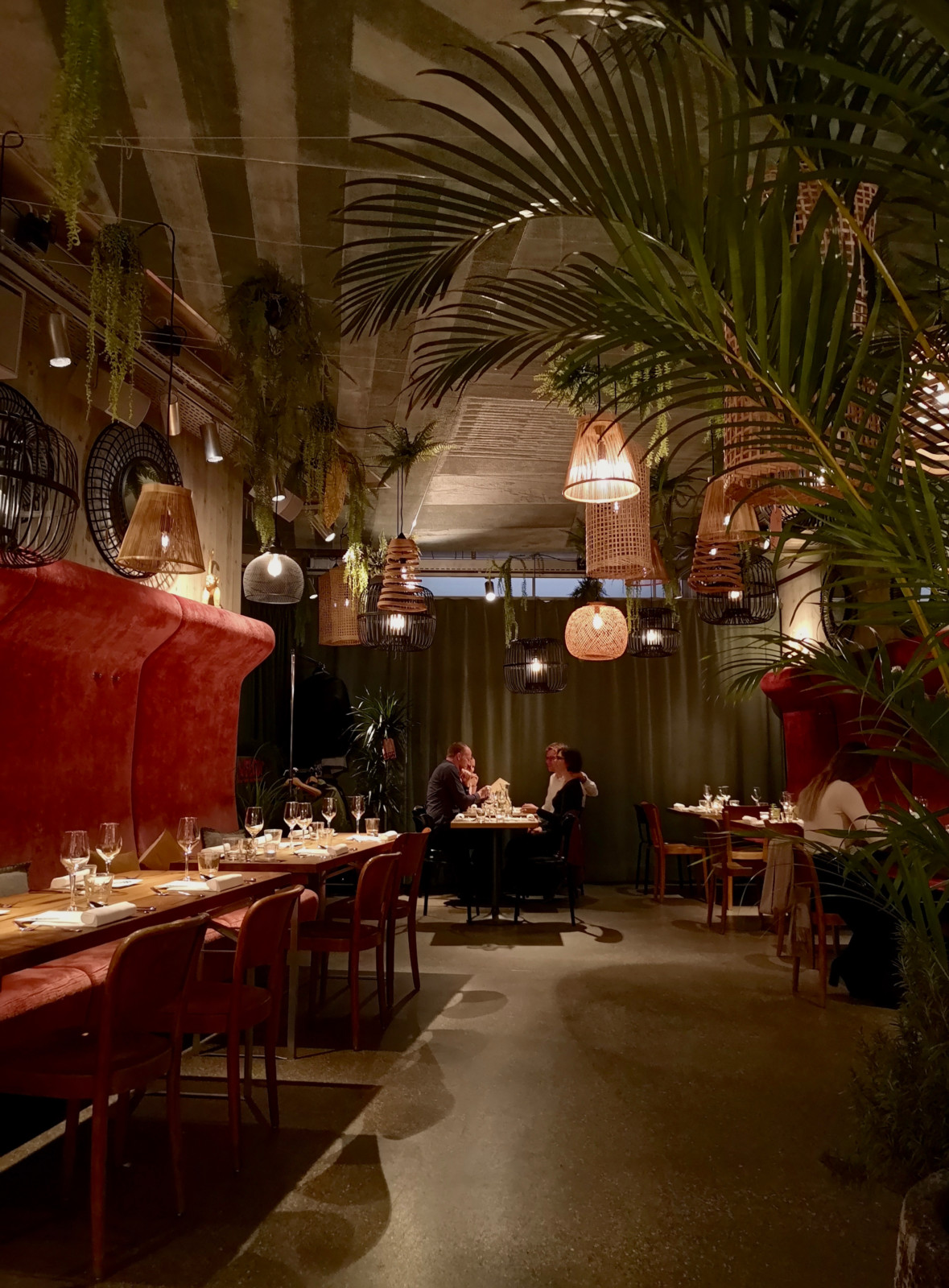 Urbaner Dschungel an der Langstrasse. Foto: Lunchgate/Anna