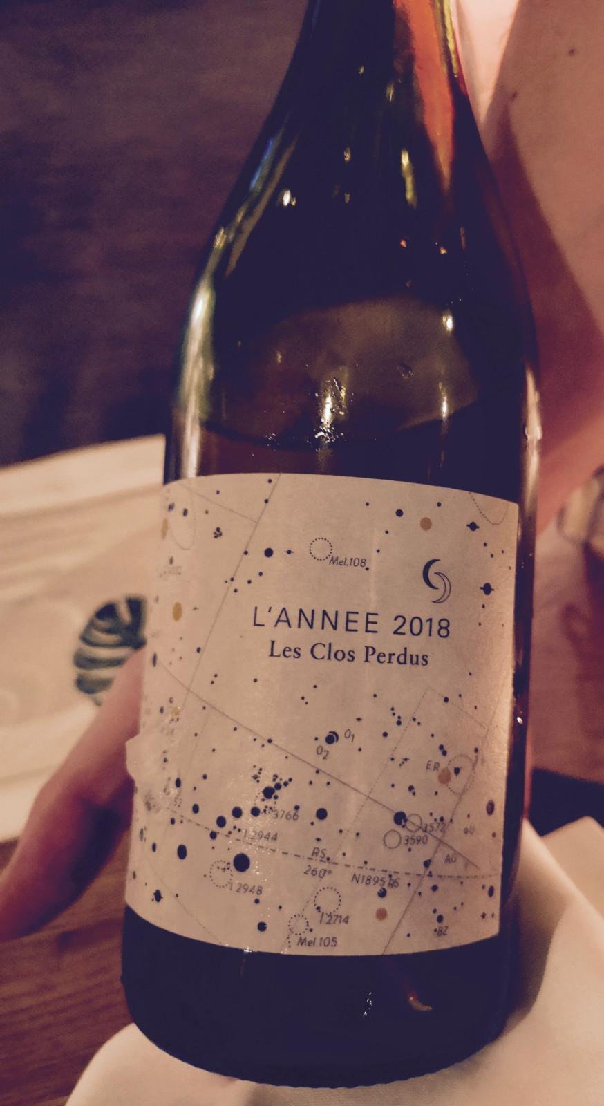 Ein guter Start in den Abend mit dem französischen Naturwein. Foto: Lunchgate/Anna