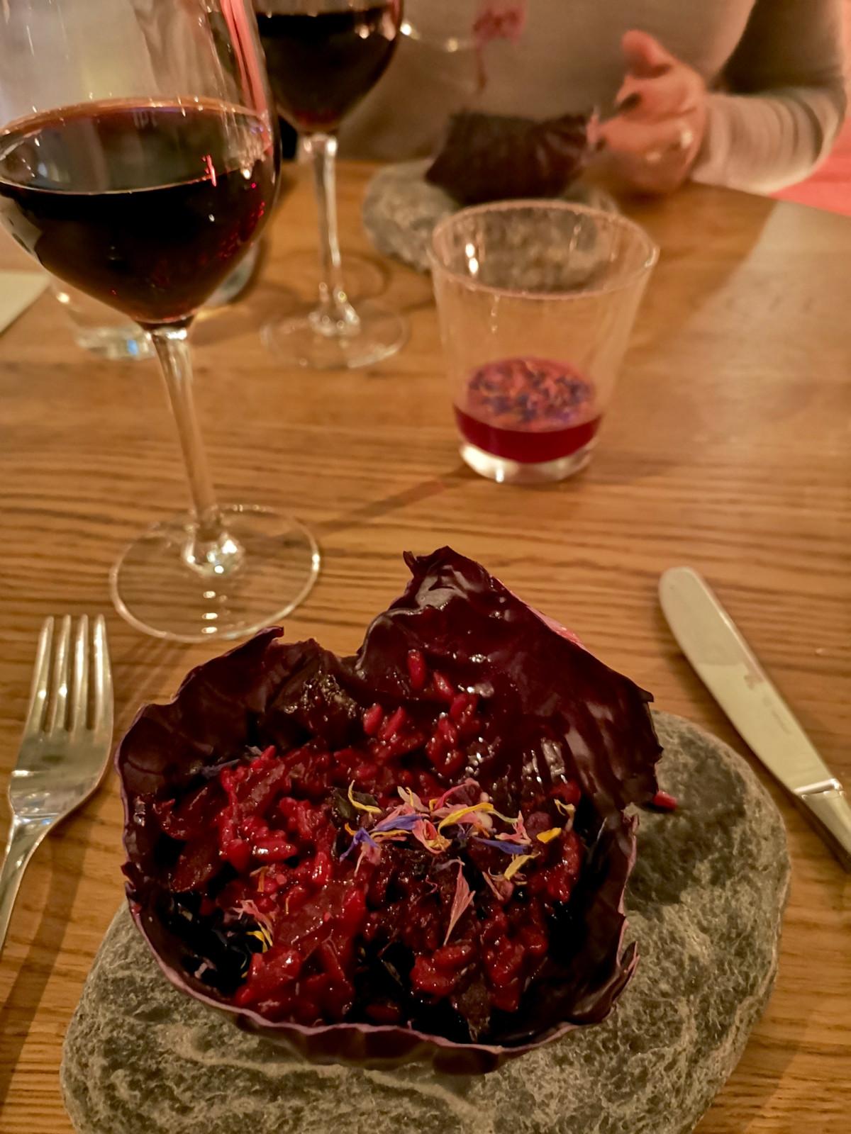 Rot wie die Liebe! Foto: Lunchgate/Anna