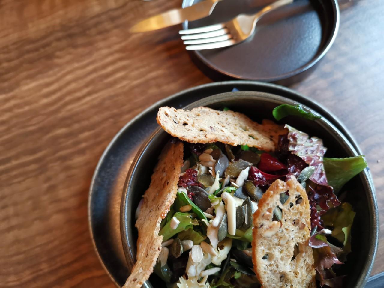 Fancy Menüsalat. Foto:Lunchgate/Max