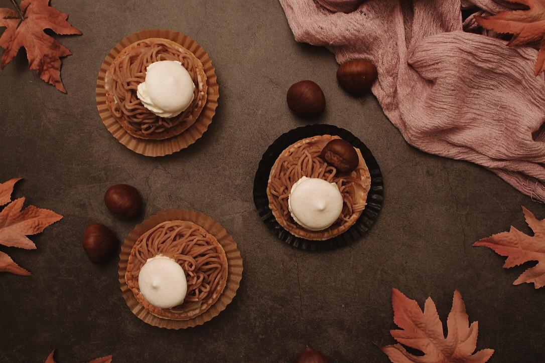 Diese Vermicelles lassen jedes Dessert-Herz höher schlagen. Foto: Lunchgate/Selina