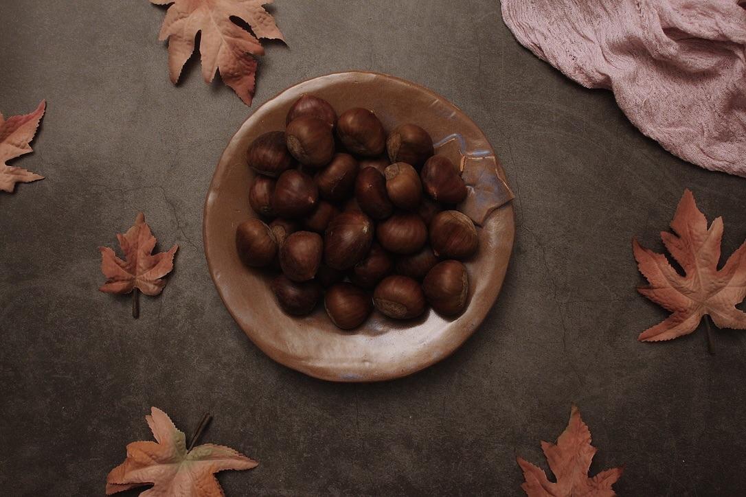 Auch als Dekoration sind Marroni super. Aber wir sind ja ein Kulinarikblog - also los geht's! Foto: Lunchgate/Selina
