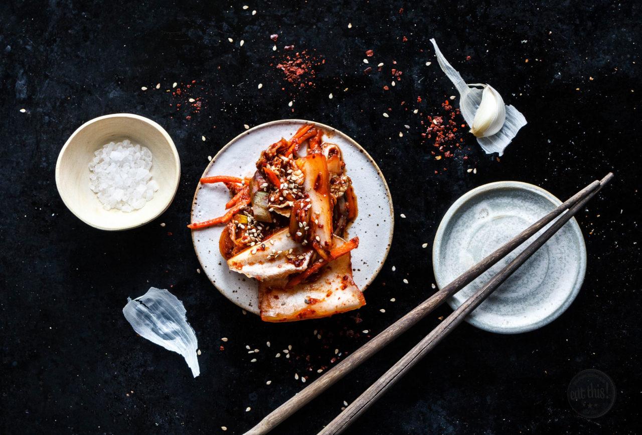 Kimchi: Vitamine für den Winter. Foto: eat-this.org