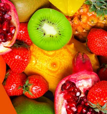 Früchteparadies - Foto: Fruchtsaftbar