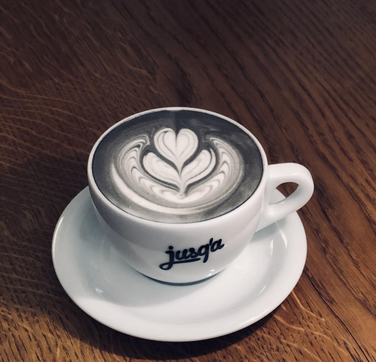 Venom Latte - düstere Schönheit, Foto: Lunchgate/Daniel