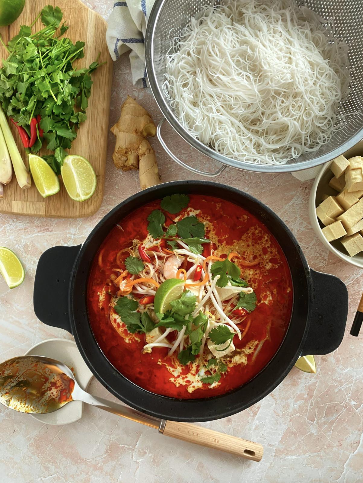 Malaysische Laksa Rezept Lunchgate Insider