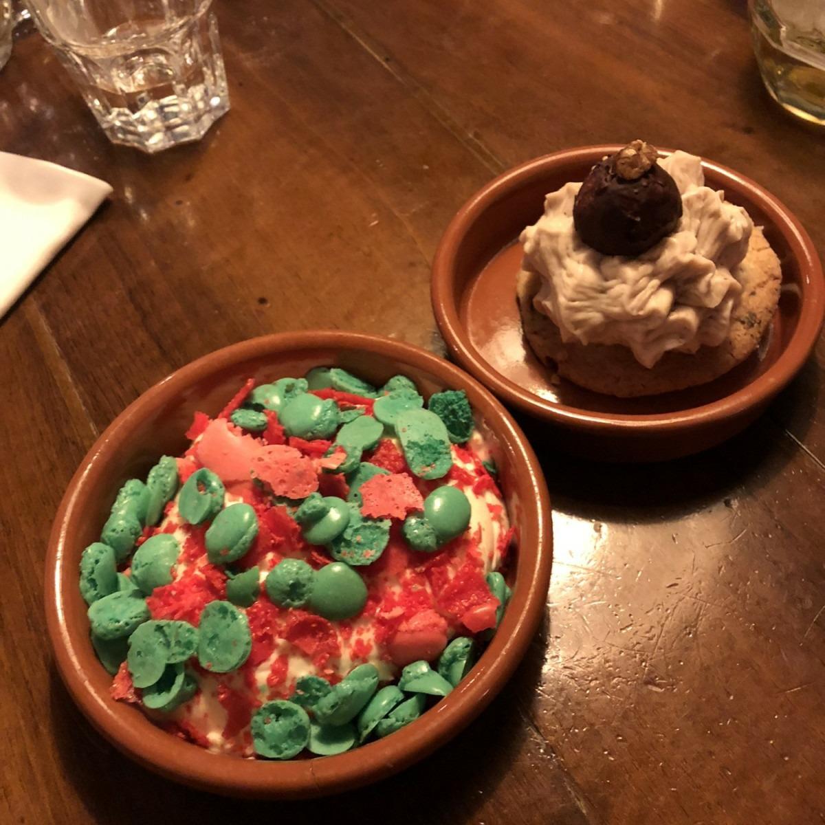 Farbenfrohe Desserts. Foto: Lunchgate/David