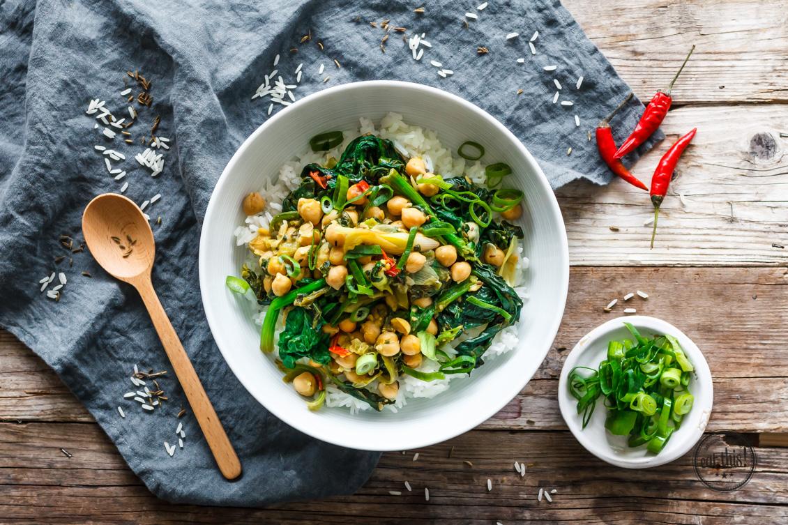 Curry: Die Antwort auf alles! Foto: eat-this.org