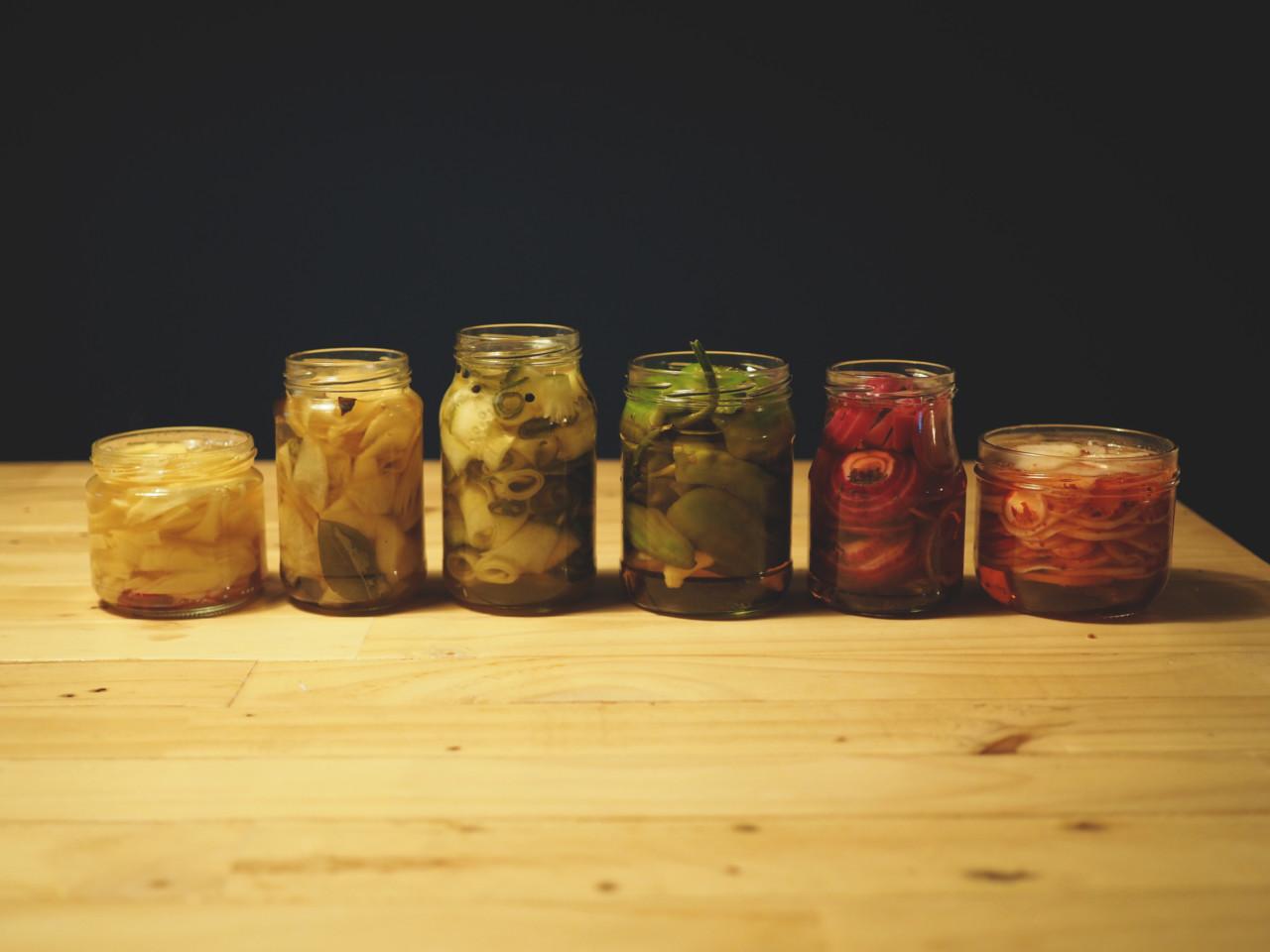 Pickling-Vegetables