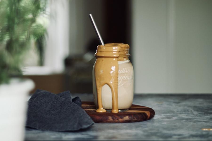 Dalgona Kaffee à la Lunchgate