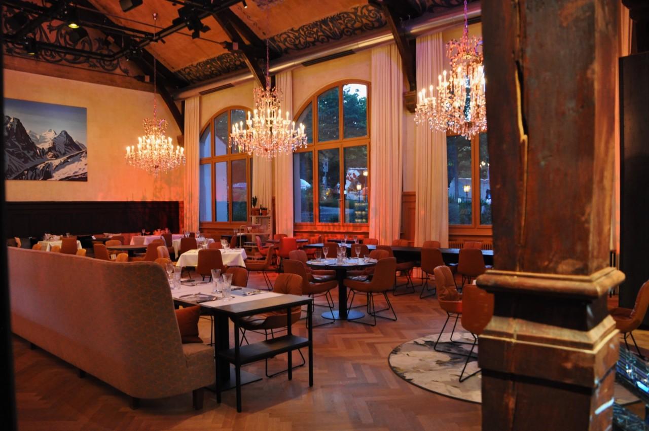 Der Innenbereich. Foto: Marina/Lunchgate