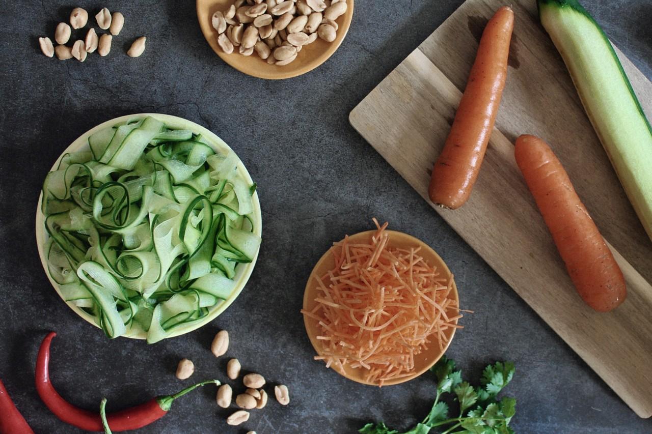 Wenige Zutaten, viel Geschmack! Foto: Lunchgate/Selina