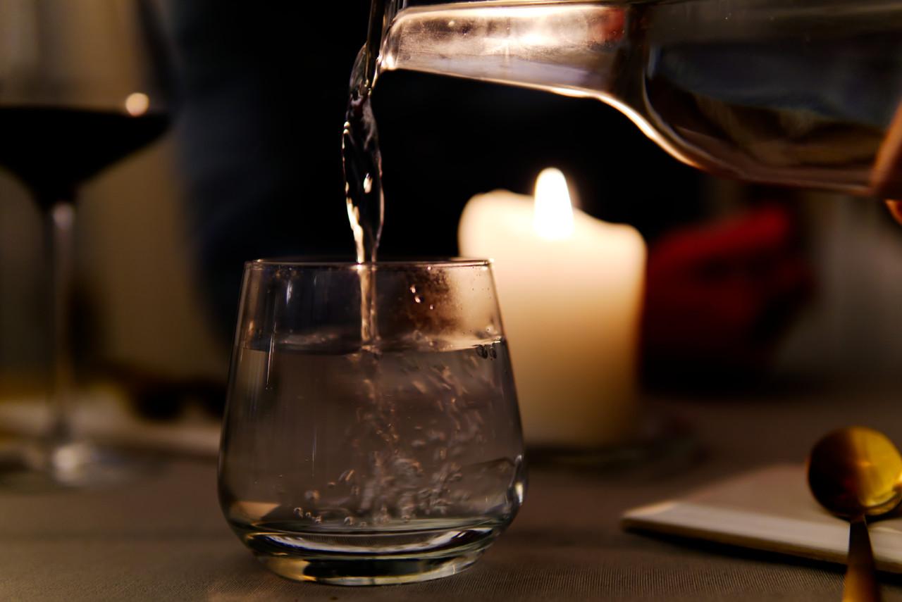 Ein stimmungsvoller Abend - romantisch und warm. Foto: Lunchgate/Daniel/Ruedi Beck