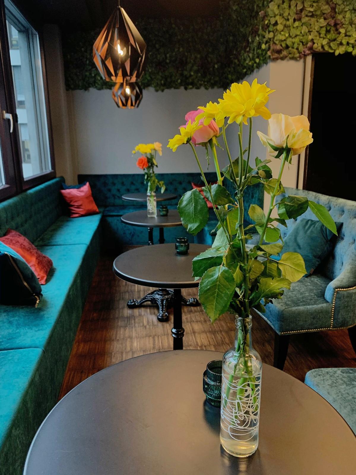 Die Lounge macht Lust auf einen Drink! Foto: Lunchgate/Selina