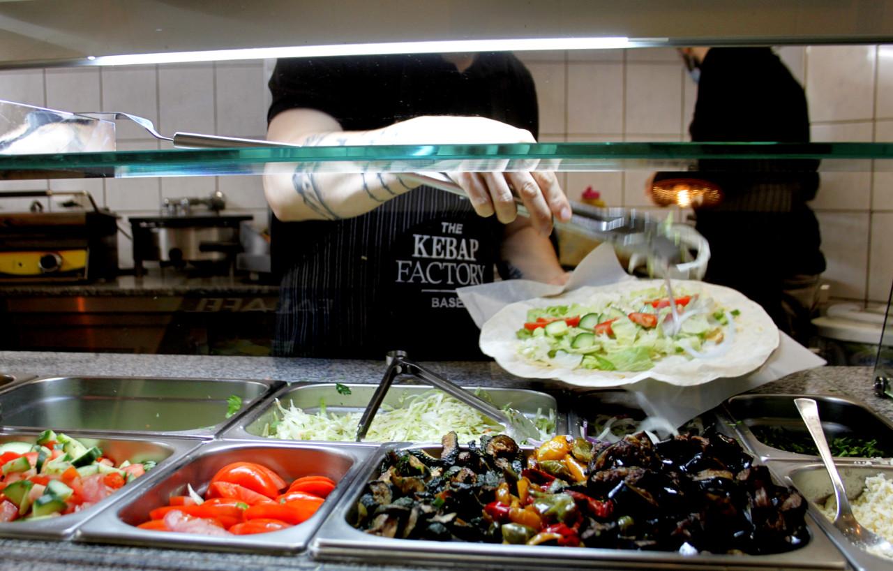 Hier wird gebacken, geformt, gerollt. Foto: Lunchgate/Selina