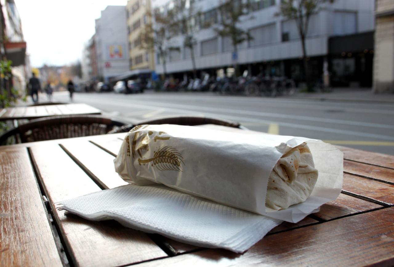 Direkt gemütlich an der Klybeckstrasse speisen! Foto: Lunchgate/Selina