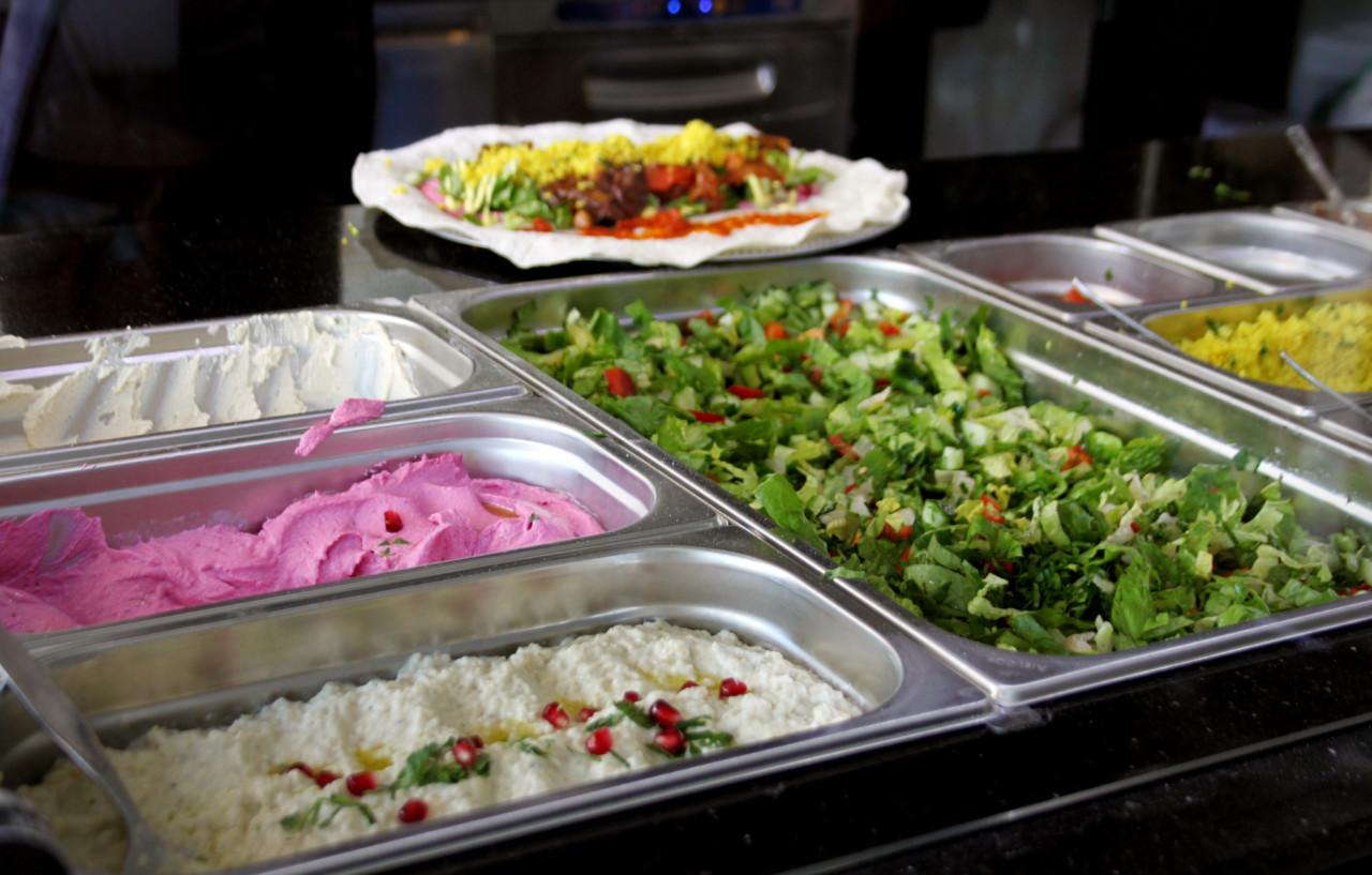 Komponentenvielfalt führt zur Geschmacksexplosion. Foto: Lunchgate/Selina