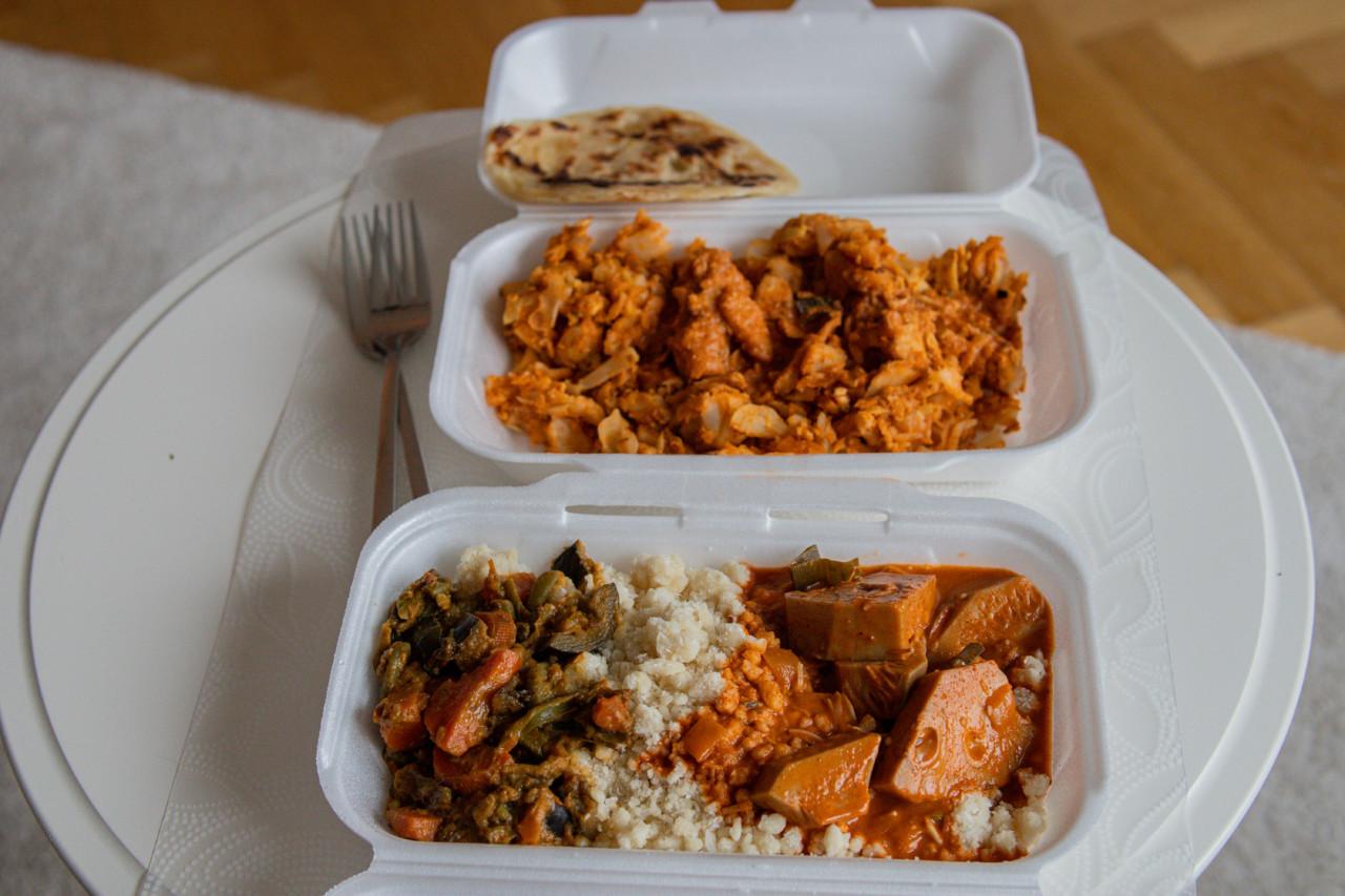 In der kalten Jahreszeit am besten mitnehmen und im warmen Wohnzimmer geniessen. Bild: Lunchgate/Daria