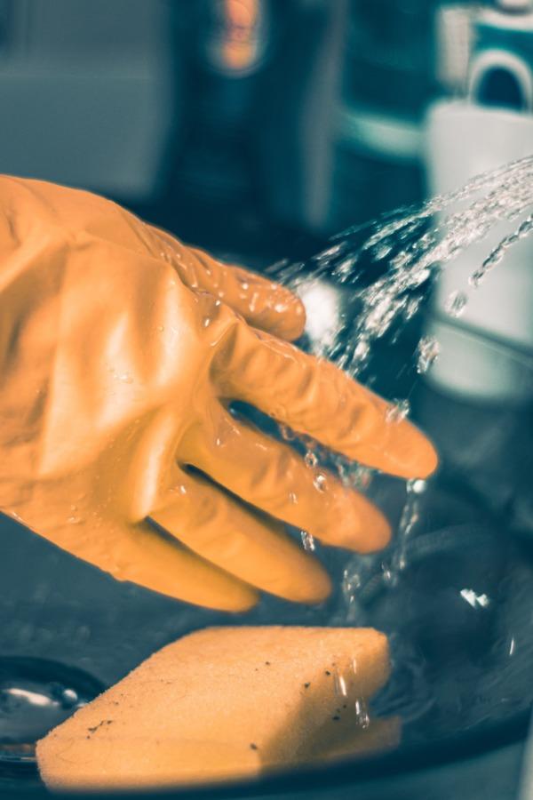 Kitchen Kondo: So putzt du deine Küche richtig
